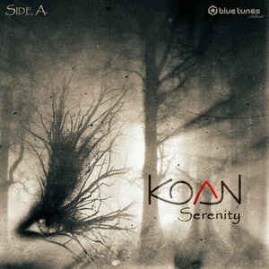 Koan Serenity Side A Cover